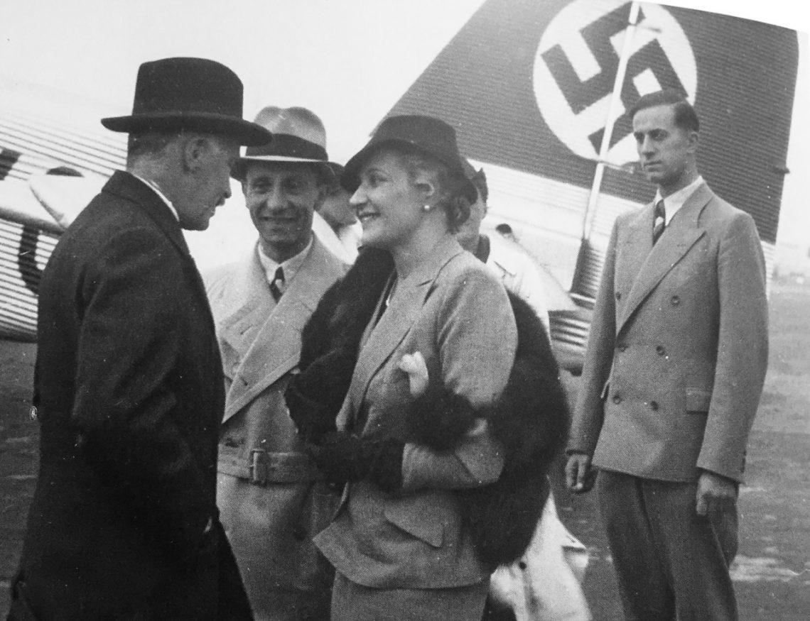 Magda Goebbels – Frauen im Krieg